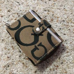 Guess small wallet